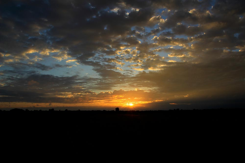 African Sunset 1000px