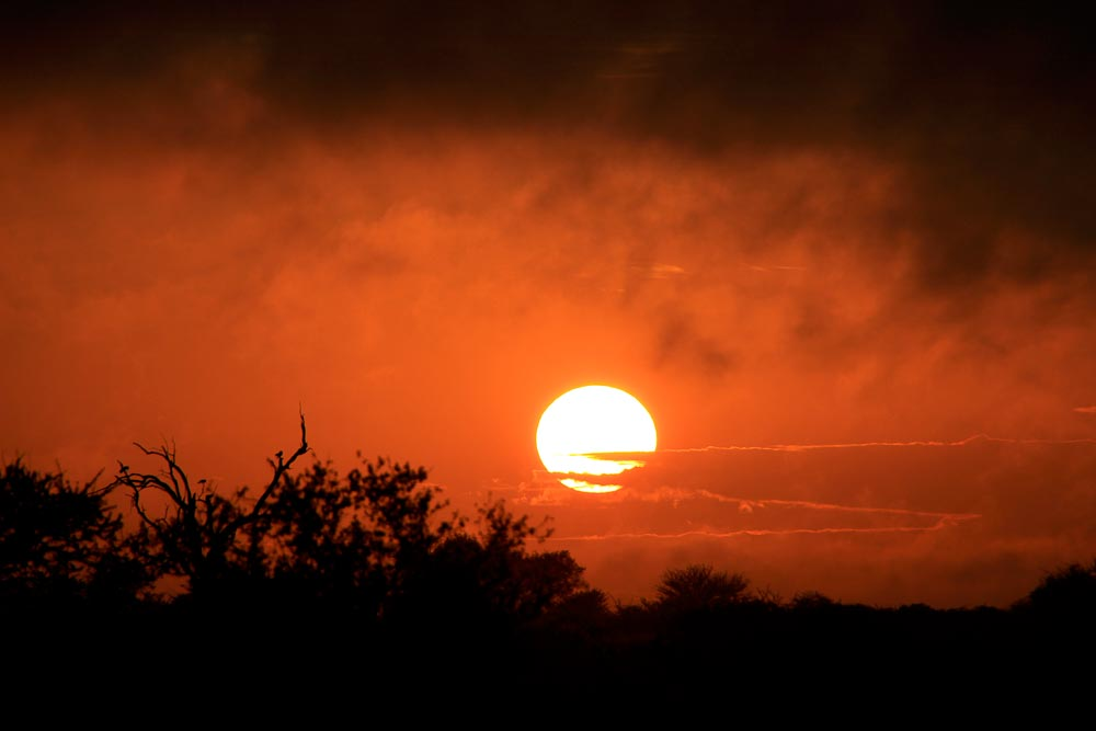African Sunset 5 1000px