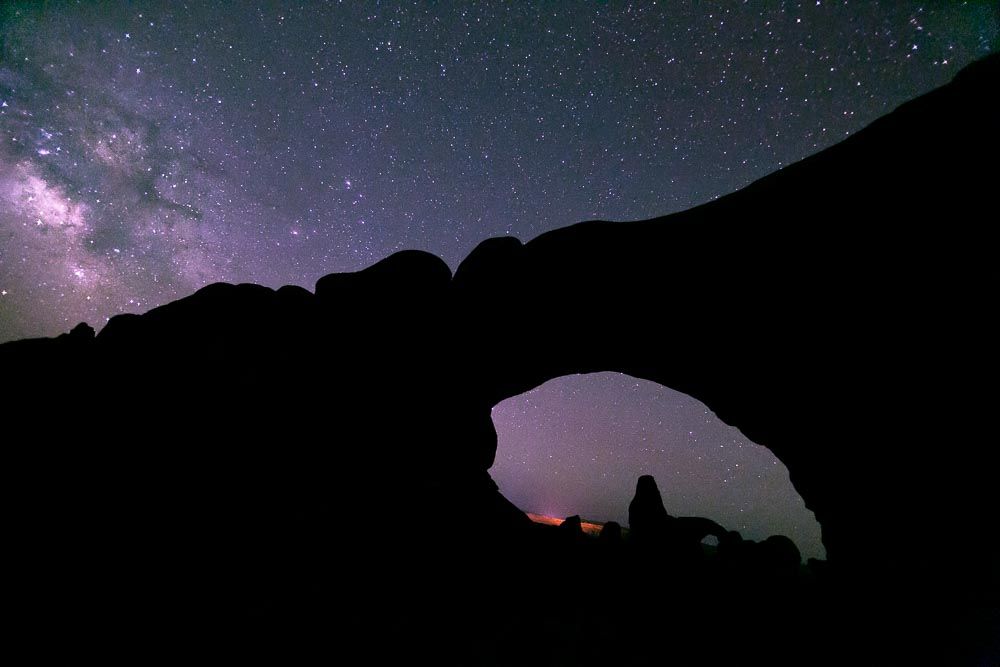 Milkyway North Window and Turret Arch
