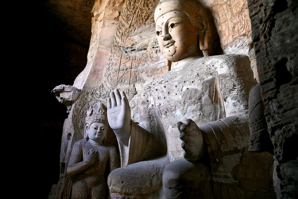 Yungang Grottoes 1000px